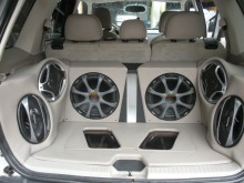 Car Audio montajes