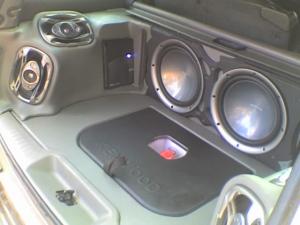 Instalación de Amplificadores de sonido