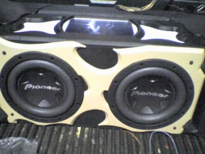 INSTALACION CAR AUDIO