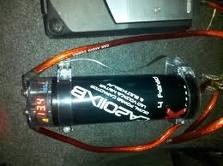 La Verdad Sobre El Capacitor Sonido Carro Montajes De Car Audio