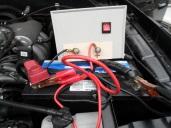 Cargadores de batería de alto amperaje