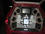 Caja Turbo con Trio Eléctrico