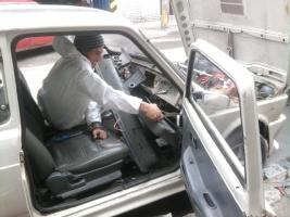 Radios y alarmas para carro