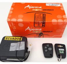 Alarma ChevyStar de Chevrolet