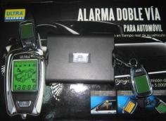 Alarma Ultra Doble via