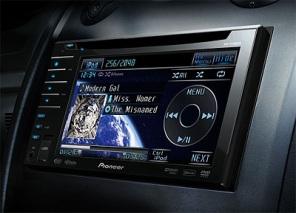 Radio DVD Monitor