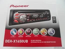 Radio Pioneer DEH 1050UB