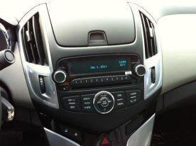 Instalación de radios de Ford Fiesta