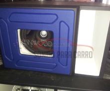 Caja Acústica tipo Turbo
