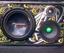 Subwoofer Pioneer 1400 watios
