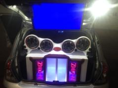 Radio para carro pantalla