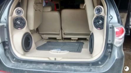 Montaje Toyota Prado