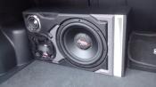 Caja Acústica Triple
