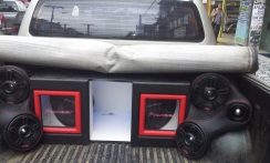 Caja Turbo camioneta