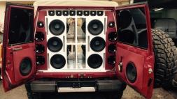 sonido de carro para competencia