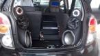 Sonido para Spark GT con adaptaciones en fibra de vidrio