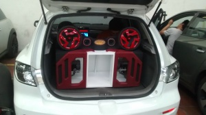 fabricación de cajas de sonido
