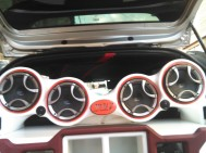 sonido para automóvil