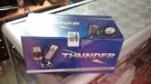 Alarma Thunder, bunker