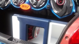 Caja sonido carro