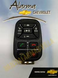 CONTROL CHEVY GT