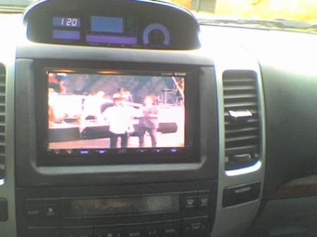 Radio de carro con Bluetooth